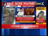 Nirbhaya gang-rape case: Nirbhaya parents to protest against release