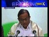 P. Chidambaram's news conference on GST