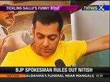 Salman Khan turns perfectionist with Dabangg 2 - NewsX