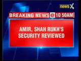 Mumbai Police reviews security of celebrities, Aamir Khan and Shah Rukh Khan's security withdrawn