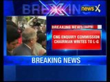 CNG Fitness Scam: CNG Enquiry Commission chairman writes to LG Najeeb Jung