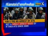 Karnataka government 'soft pedals on Terror'