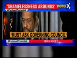 No new post was created for RK pachauri, defends his lawyer
