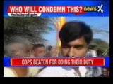 India first, identity second: Youths try to murder two cops in Latur