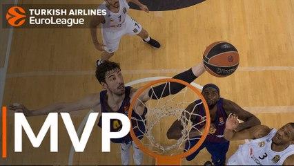 Round 24 MVP: Ante Tomic, FC Barcelona Lassa