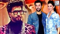 How Ranveer Singh Feels About Deepika Padukone Working With Ex-Ranbir Kapoor?
