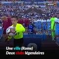 Le derby Romain : AS Roma - Lazio de Rome