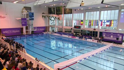 Open de France de natation artistique - Solo libre