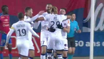 J27: GFC Ajaccio - Clermont (0-3)