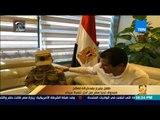 رأي عام - طفل يتبرع بمدخراته لصالح صندوق تحيا مصر من أجل تنمية سيناء