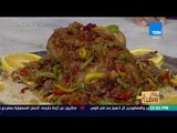 """بيتك ومطبخك - طريقة عمل """"بط بخلطة البصل مع الأرز"""" مع الشيف غادة مصطفى"""