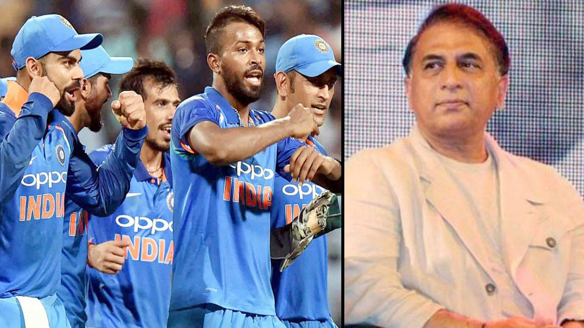 ICC Cricket World Cup 2019 : Sunil Gavaskar Predicts India Vs England World Cup Final   Oneindia
