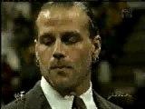 WWF Raw 1998-Shawn Michaels Superkicks Vince Mcmahon