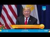 الرئيس الأمريكي دونالد ترامب: لقائي بالرئيس السيسي في نيويورك شرف عظيم