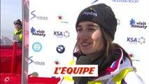 Laffont «C'est vraiment excitant» - Ski freestyle - CM (F)