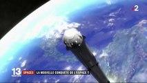 SpaceX : la fusée d'Elon Musk lancée sur l'ISS