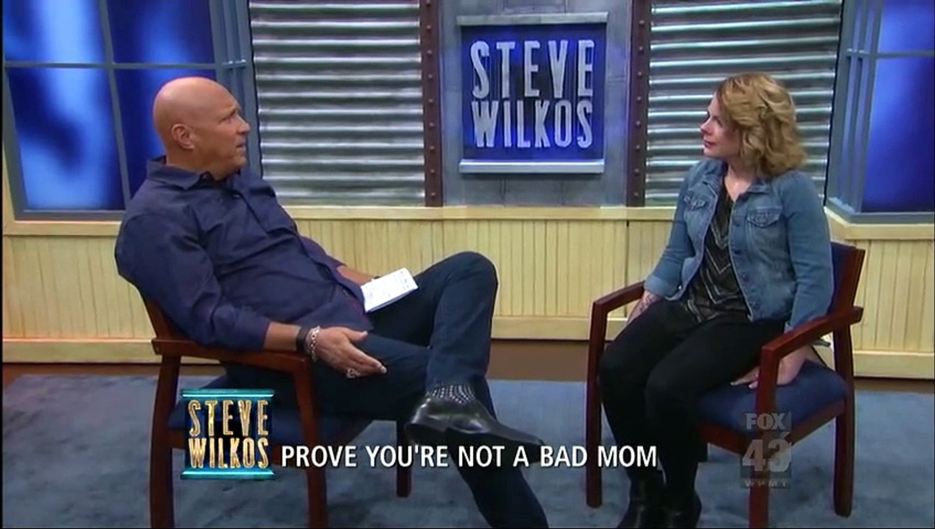 Steve Wilkos Show-2019 01 30 Prove You're Not a Bad Mom