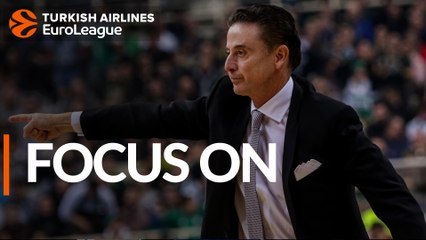 Focus on: Rick Pitino, Panathinaikos OPAP Athens
