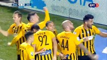 Aris' annulled goal - Aris vs AEK 02.03.2019