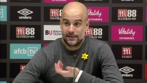 Reaction after AFC Bournemouth face Manchester City in EPL