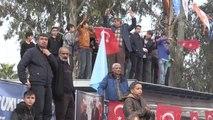AK Parti Sözcüsü Çelik, AK Parti'nin Seyhan Mitingine Katıldı
