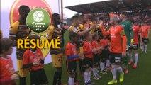 FC Lorient - US Orléans (1-3)  - Résumé - (FCL-USO) / 2018-19