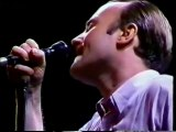 Phil Collins - Heat On The Street (Live).