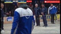 International à pétanque de Sète 2019 : 16e ROCHER vs MILEI