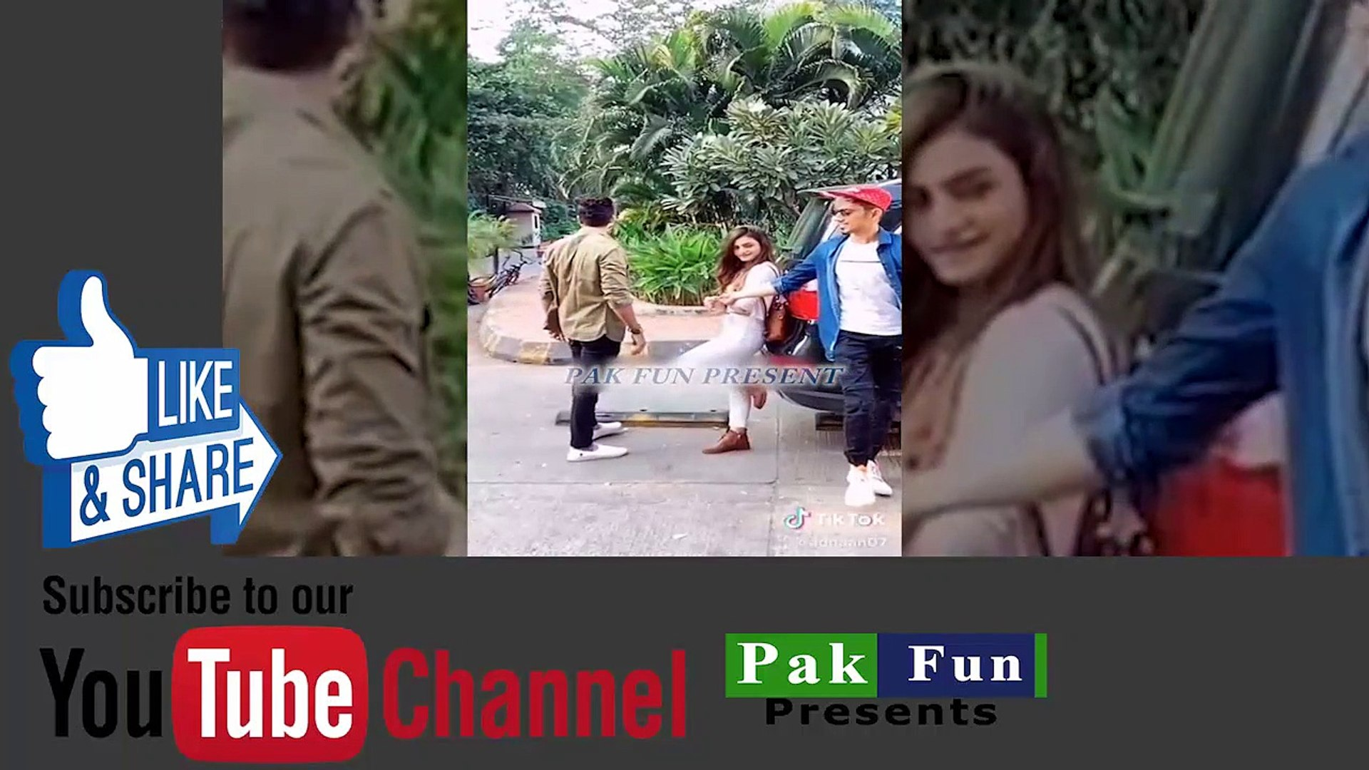 ❤Teri Pyari Pyari Do Akhiyan Tadpaye Mujhe Sari Ratiya❤Funny Musically 2019❤TikTok Funny Videos❤