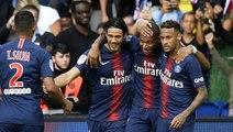 Thiago Silva sous le charme de Kylian Mbappé