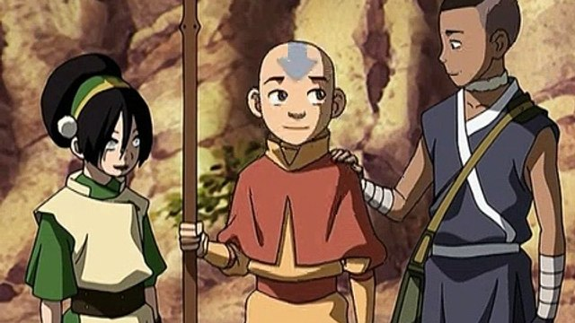 Avatar The Last Airbender - S02E12,E13 - The Serpent's Pass & The Drill