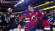 2018 NHL All-Star Skills Competition Accuracy Shooting