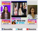 FameNFomo_ Nikita Mehra in an exlusive interview with Devika Chopra