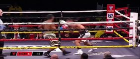 Ricardo Espinoza Franco vs Ricardo Nunez (01-03-2019) Full Fight