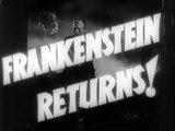 Bride of Frankenstein movie (1935) Boris Karloff