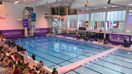 Open de France de natation artistique - Combiné libre