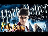 Harry Potter and the Half-Blood Prince FULL GAME Movie Longplay (PS3, X360, Wii, PS2, PC)