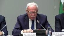 Avrupa Ülkelerinde Görevli Filistin Büyükelçileri İstişare Toplantısı - Filistin Dışişleri Bakanı Malki - İSTANBUL