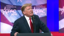 Donald Trump makes fun of climate change plans