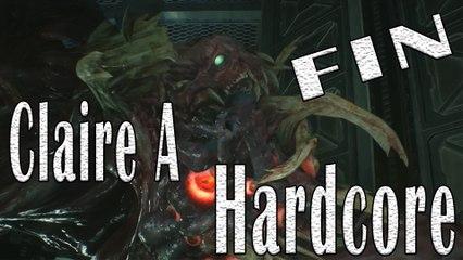Walkthrough - Resident Evil 2 Remake [4/4-Claire-FIN] : Le combat presque final !