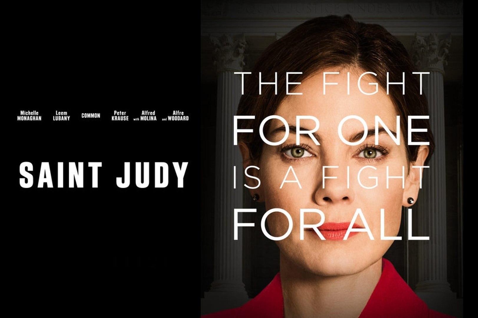 Saint Judy Movie (2019) - Michelle Monaghan, Leem Lubany, Common, Alfred  Molina,