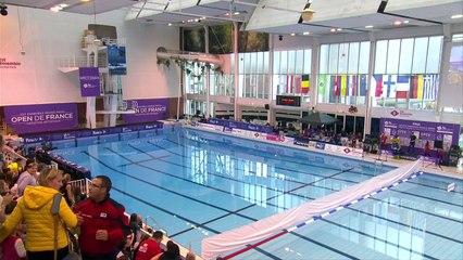 Open de France de natation artistique - Équipe libre