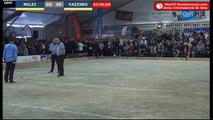Sète, International à pétanque 2019 : Demi-finale MILEI vs FAZZINO