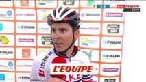 Barguil «J'ai eu un peu de chance» - Cyclisme - Boucles Drôme-Ardèche