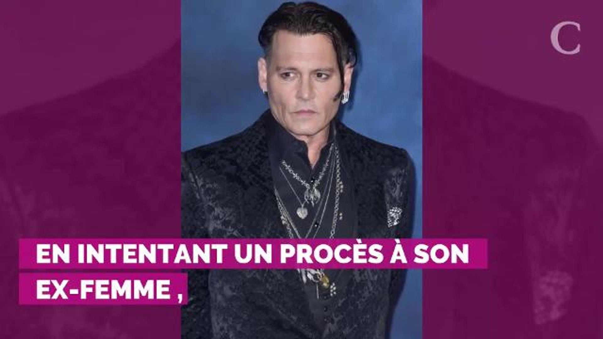 Et maintenant, Johnny Depp accuse Amber Heard de l'avoir trompé avec Elon Musk