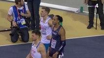 Glasgow 2019 - 60 m haies finale : Pascal Martinot-Lagarde à un centième de l'or !