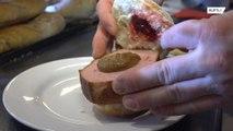 Мясной пончик набирает популярность в Баварии
