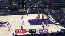 Dusty Hannahs Lights It Up With Team-High 30 PTS For Memphis Hustle On Sunday