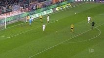 24e j. - Dortmund perd son avance face à Augsbourg