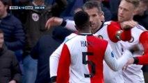 Eredivisie - Van Persie inscrit le 200e but de sa carrière